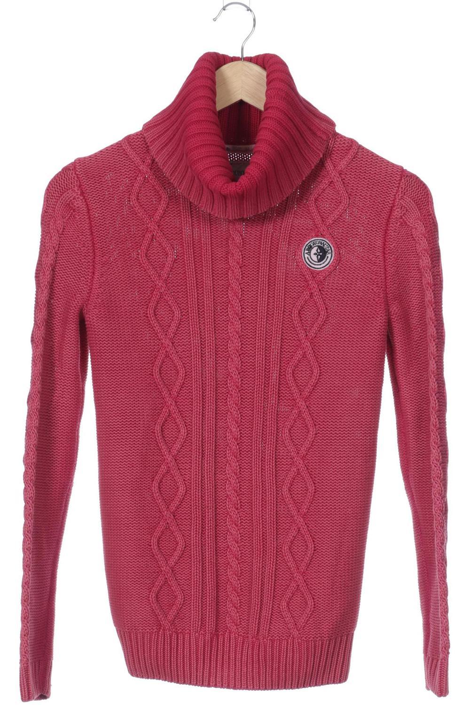 Details zu ARQUEONAUTAS Pullover Damen Hoodie Sweatshirt Gr. S Baumwolle pink #68f9e7c