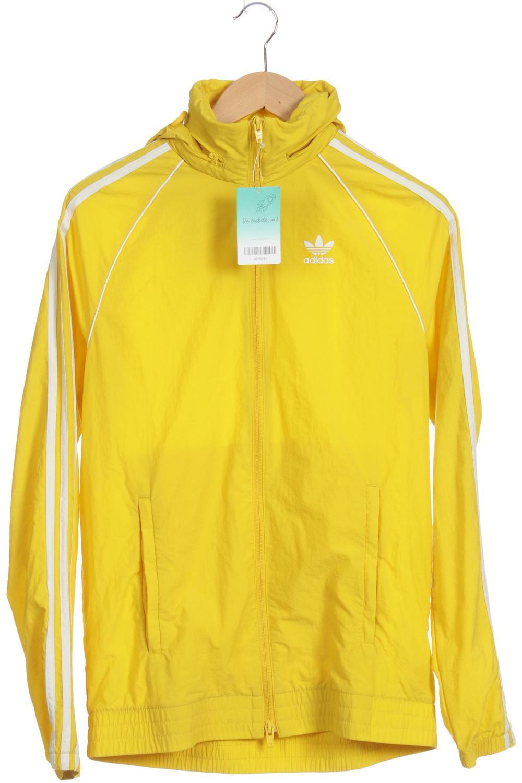 adidas Originals Jacke Herren Mantel Gr. XS gelb #a075e19 | eBay