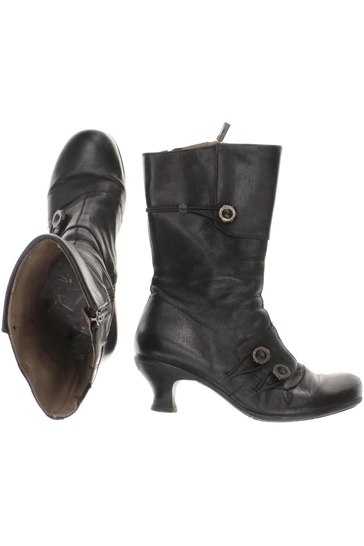 Schwarz Etikett GrDe 41 Kein Brako Damen Stiefel Boots thsQodxrCB