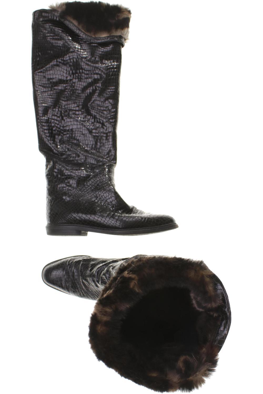 Details zu Baldinini Stiefel Damen Boots Gr. DE 38 kein Etikett schwarz #6086a44