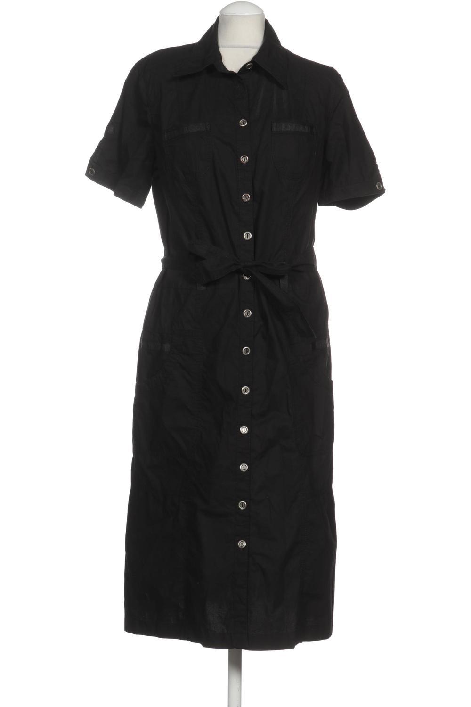 Details zu Bonita Kleid Damen Dress Damenkleid Gr. DE 16 Baumwolle schwarz  #16b16db16