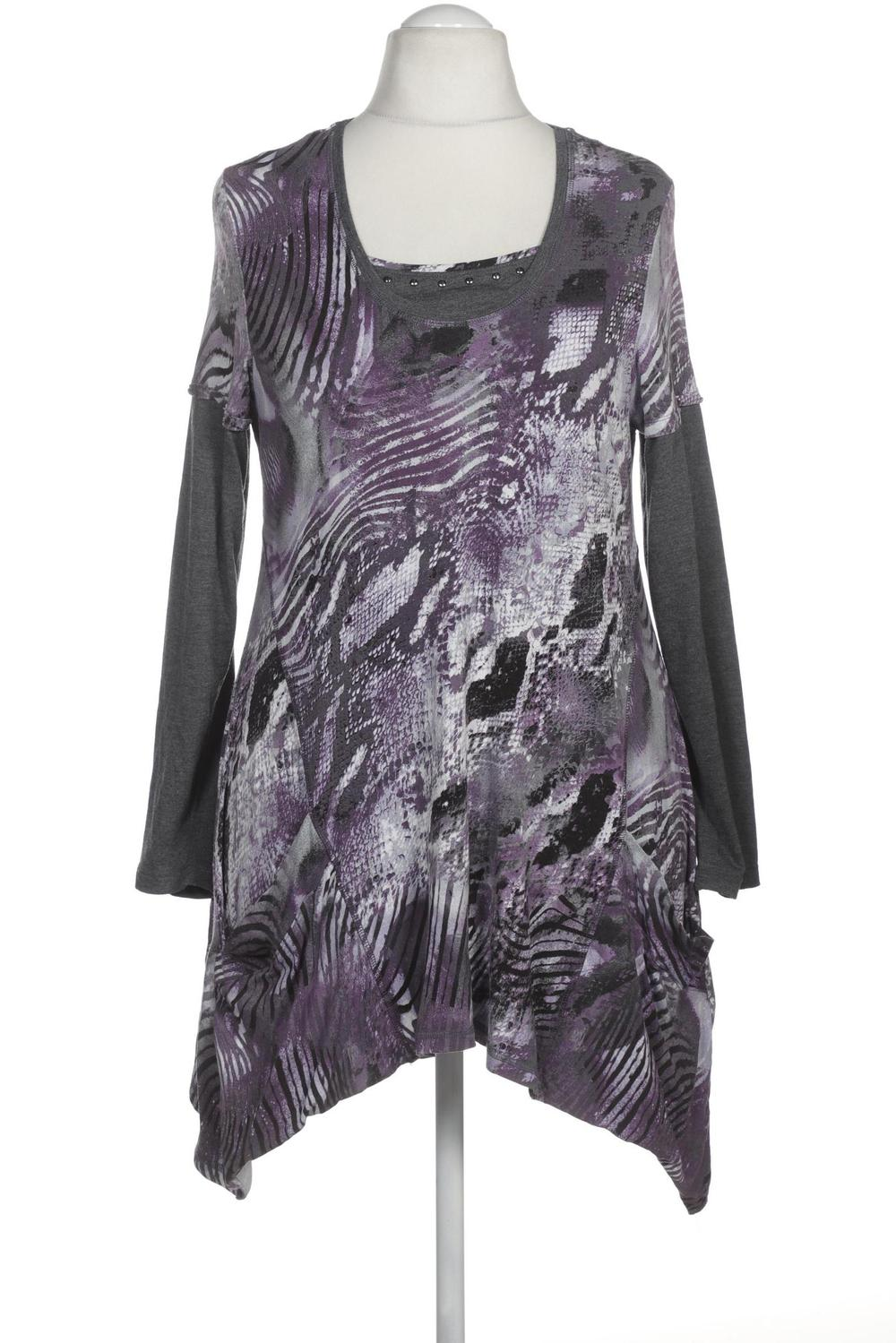 Details zu Bonita Kleid Damen Dress Damenkleid Gr. XL Elasthan Viskose lila  #c16eb16