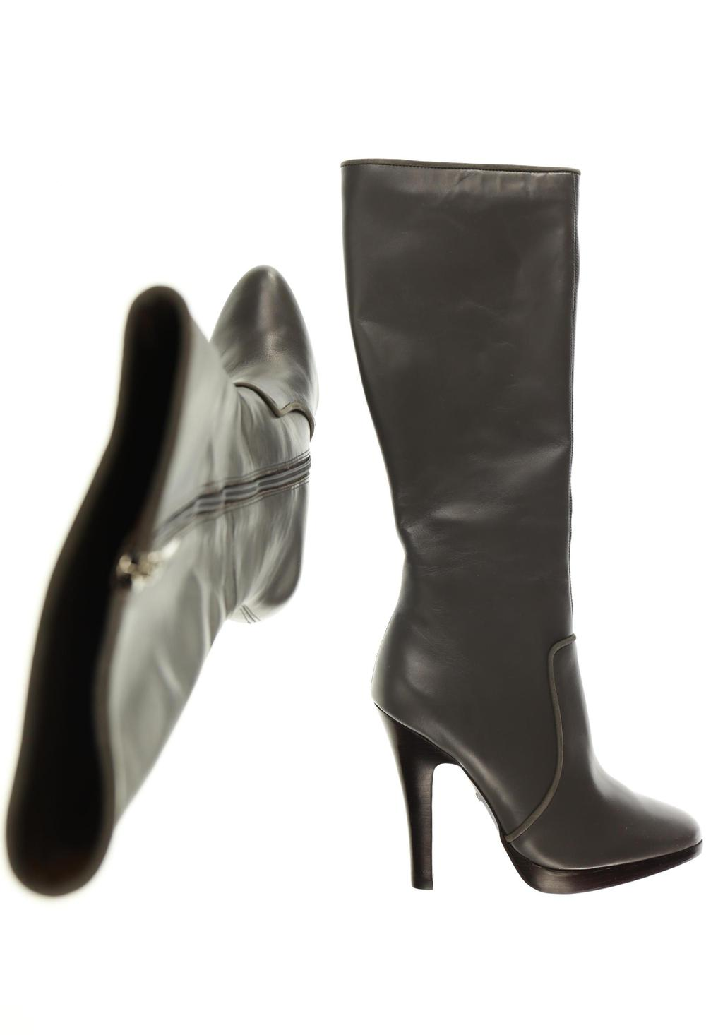 promo code 3eba0 7455a Buffalo Stiefel Damen Boots Gr. DE 39 Leder grau #8395a70 | eBay