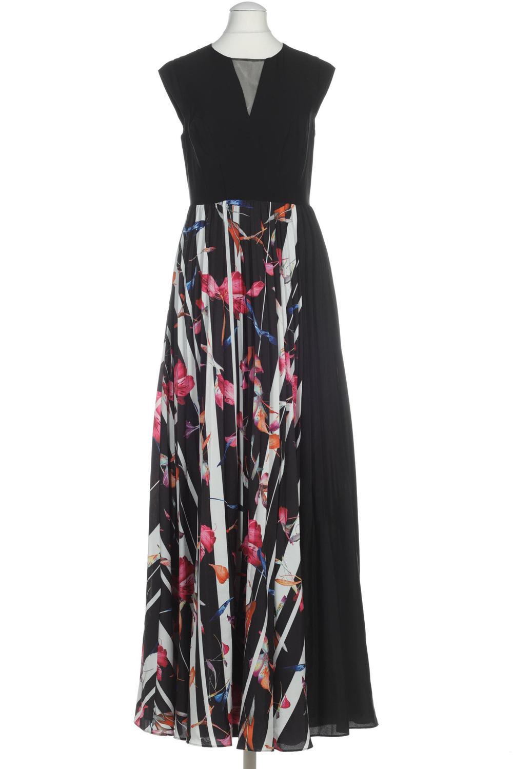 Details zu COAST Kleid Damen Dress Damenkleid Gr. DE 20 mehrfarbig, schwarz  #c20d72020