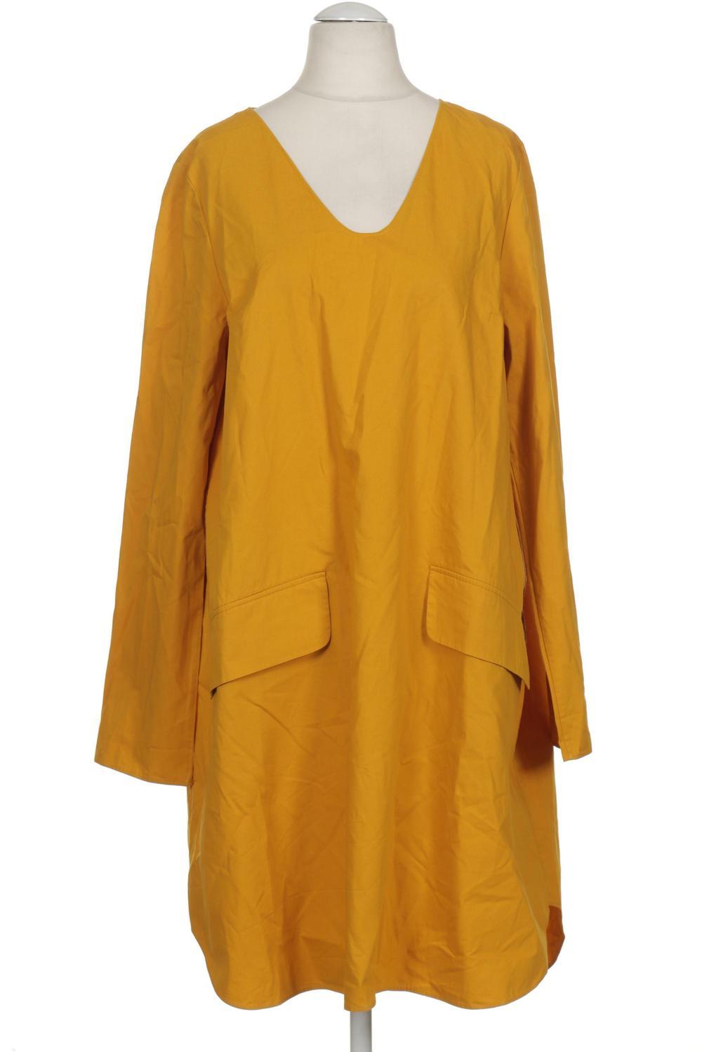 Kleid gelb cos