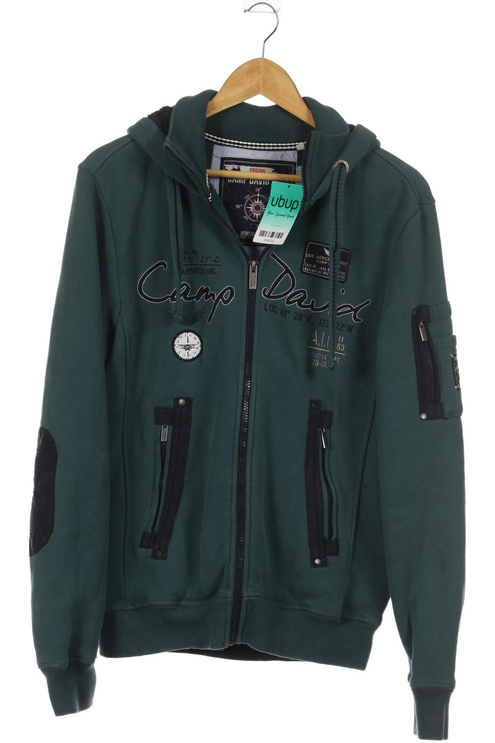 Camp David Herren Jacke INT S Second Hand kaufen | ubup