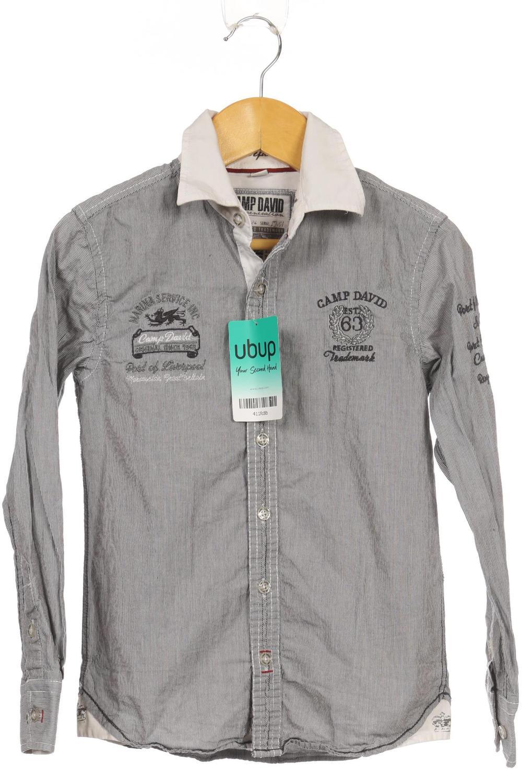 lowest price wholesale sales outlet store ubup | Camp David Jungen Hemd DE 122 Second Hand kaufen