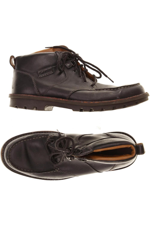 Clarks Halbschuh Herren Slipper feste Schuhe Gr. UK 9 (DE 43