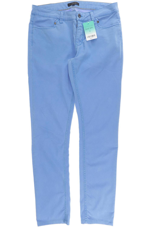 Comma Jeans Damen Hose Denim Gr. DE 40 Elasthan Viskose blau