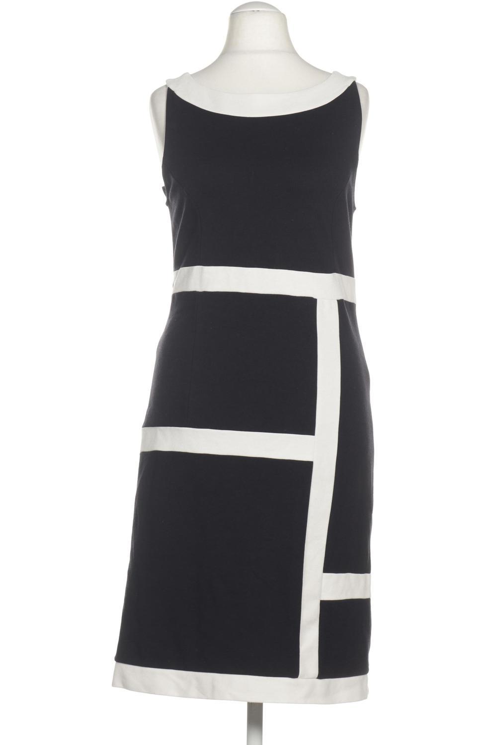 Details zu Comma Kleid Damen Dress Damenkleid Gr. DE 166 Elasthan Viskose  blau #166e166cb16