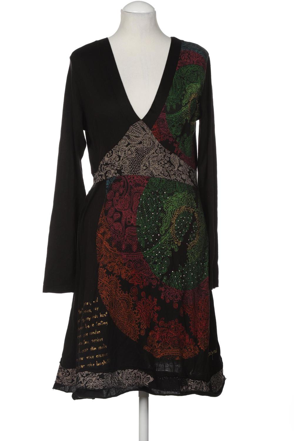 Desigual Kleid Damen Dress Damenkleid Gr. XL Baumwolle ...