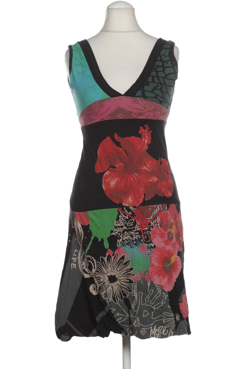 desigual kleid damen dress damenkleid gr. s baumwolle