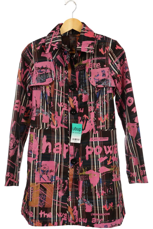 Taille Multicolore3a30726 Titre Veste Détails D'origine Manteau Fr Desigual Femmes Afficher Parka Sur Le 38 EDH92I