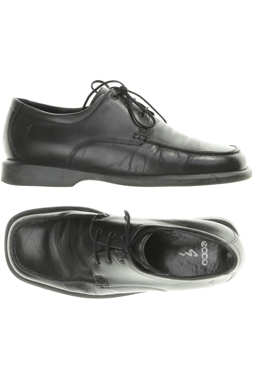 Details zu Ecco Halbschuh Herren Slipper feste Schuhe Gr. UK 9 (DE 43) Leder sc #f69d293