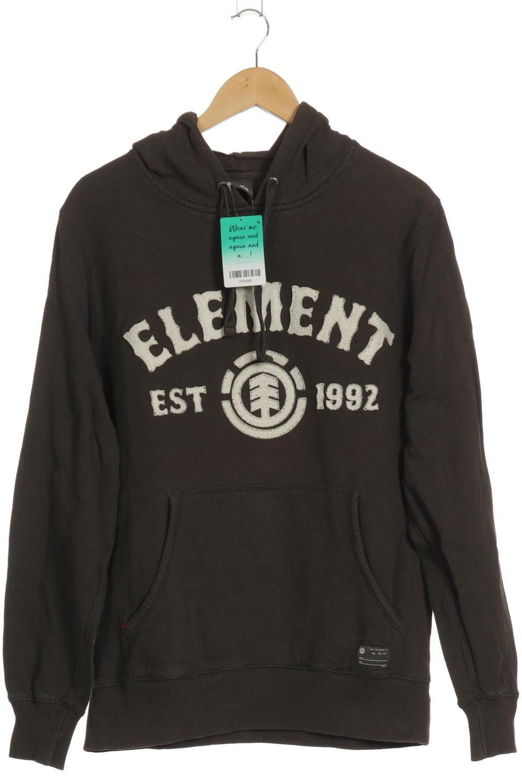 Herren Sweatshirt Kapuze Pullover grau Baumwoll Dt.Qualität Gr 60 64 68 NEU A321