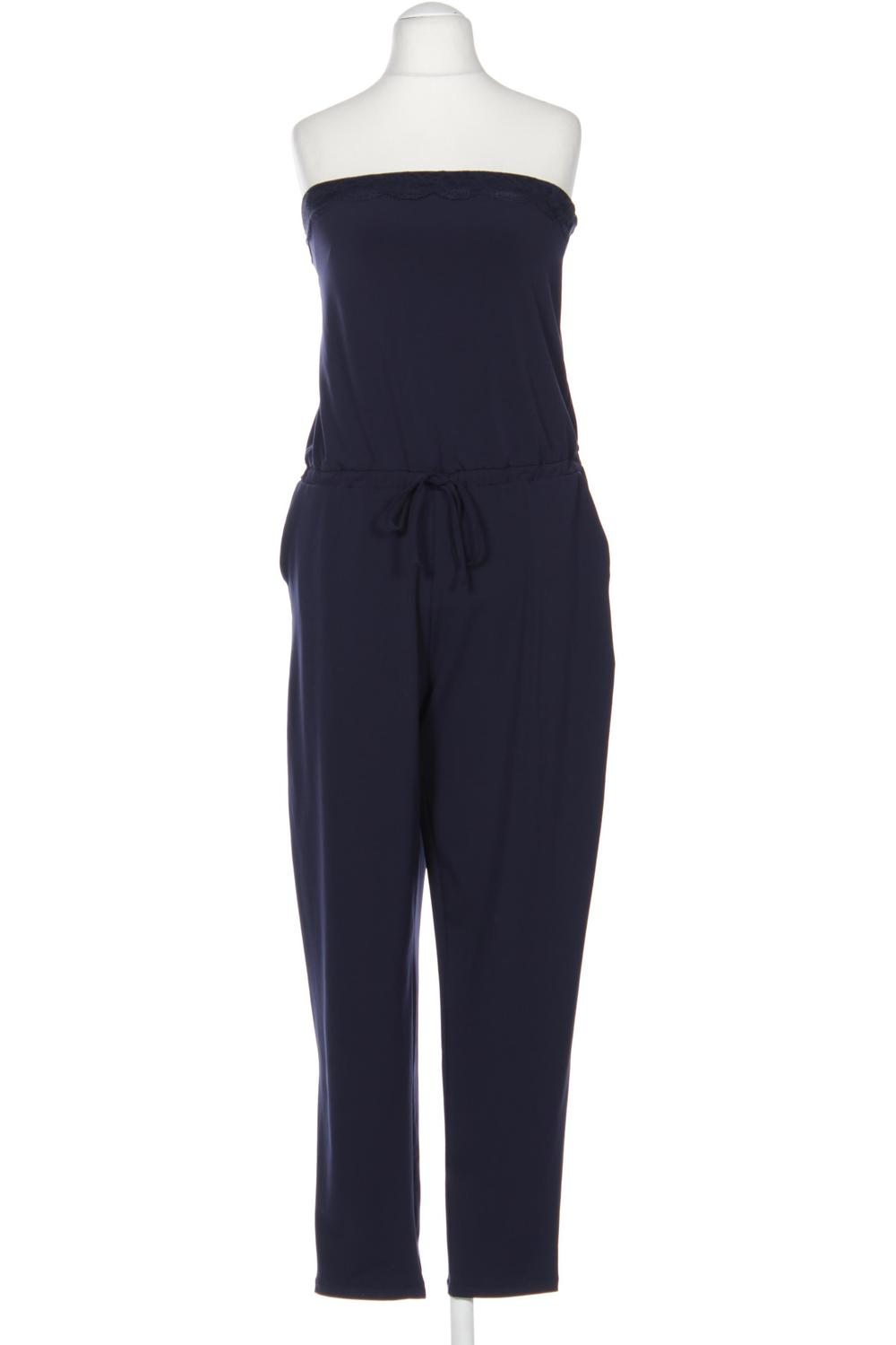 esprit jumpsuit overall damen gr int l elasthan baumwolle blau baffb36 ebay. Black Bedroom Furniture Sets. Home Design Ideas