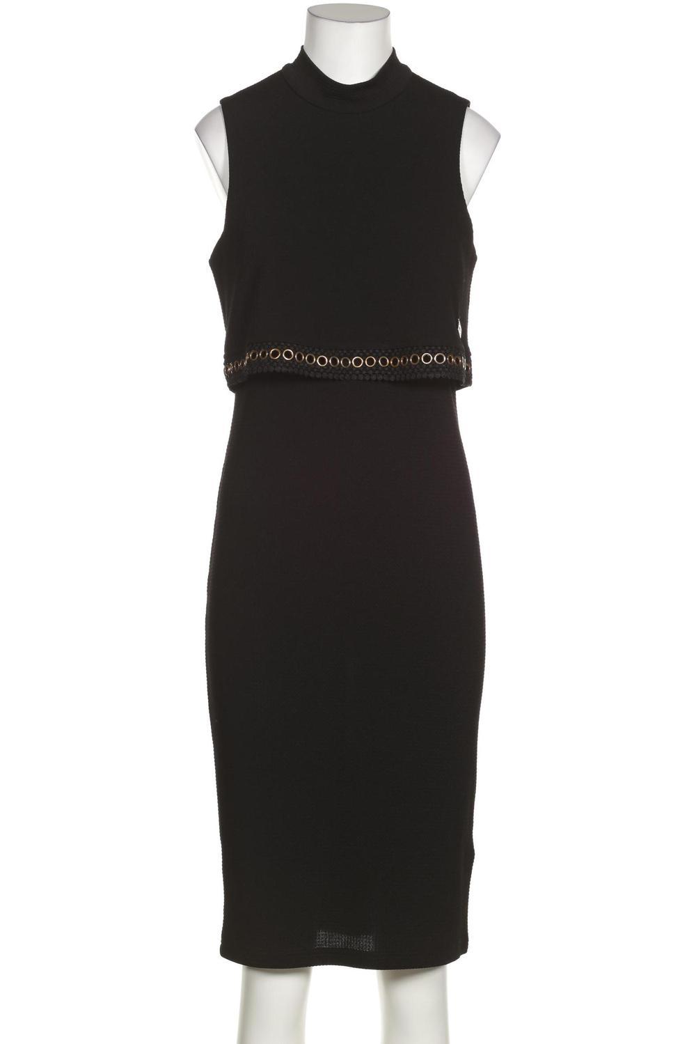 details zu gaudì kleid damen dress damenkleid gr. m elasthan schwarz  #5632734