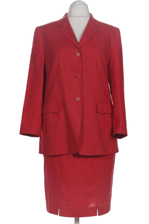 Gerry Weber Anzug Damen Kostüm Suit Gr. DE 44 Leinen ...