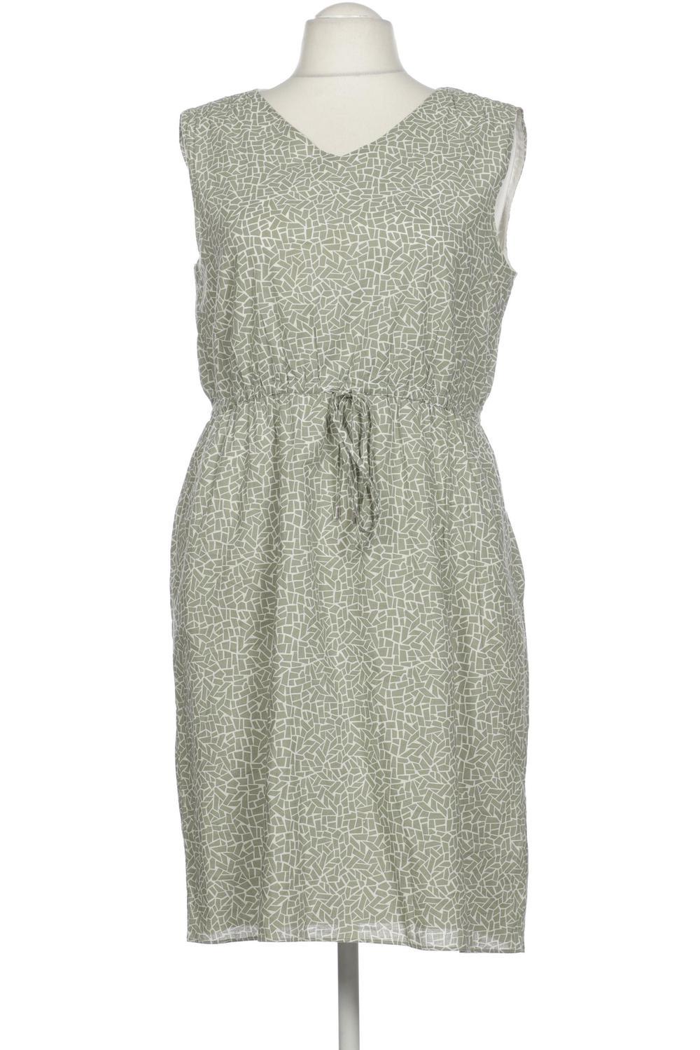 details zu hess natur kleid damen dress damenkleid gr. de 42 baumwolle grün  81bdebc