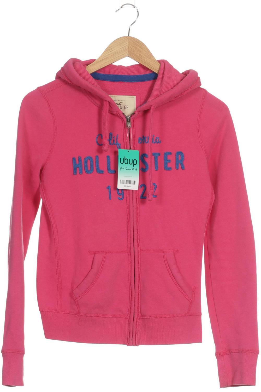 Details zu Hollister Kapuzenpullover Damen Hoodie Kapuzensweater Gr. S Baumwoll #16b7a55