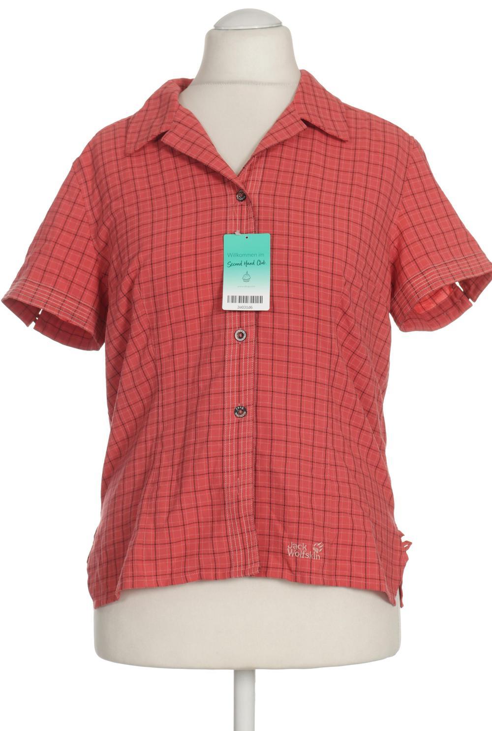 new lower prices sale online huge selection of Jack Wolfskin Bluse Damen Oberteil Hemd Gr. L Viskose pink ...