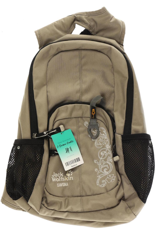 suche nach neuesten Neu werden Preis bleibt stabil Details about Jack Wolfskin Rucksack Damen Backpack Tasche beige #9bddcce
