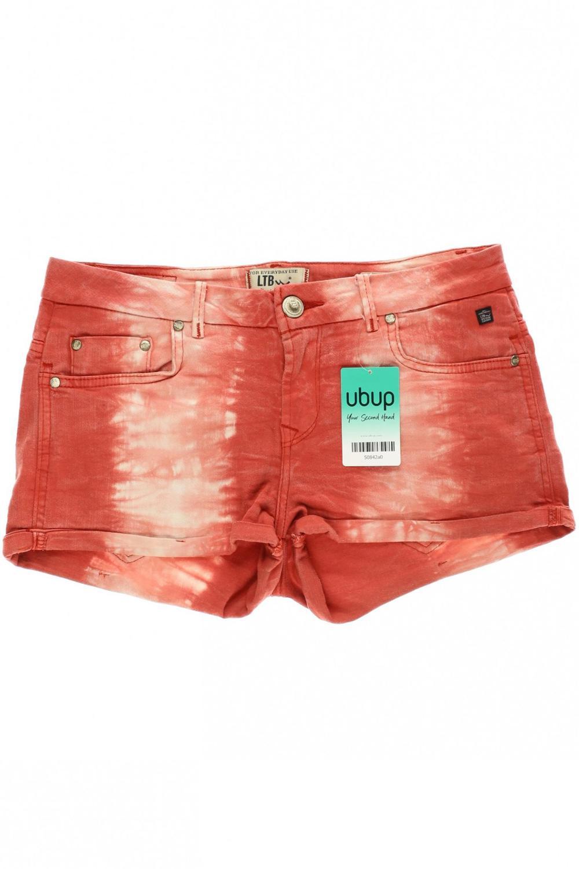 Zu Damen Viskose Kurze Rote7090d1 GrInt Elasthan Shorts Hose S Details Ltb IWDYE29H