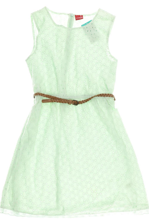 manguun kleid mädchen dress damenkleid gr. de 164 baumwolle