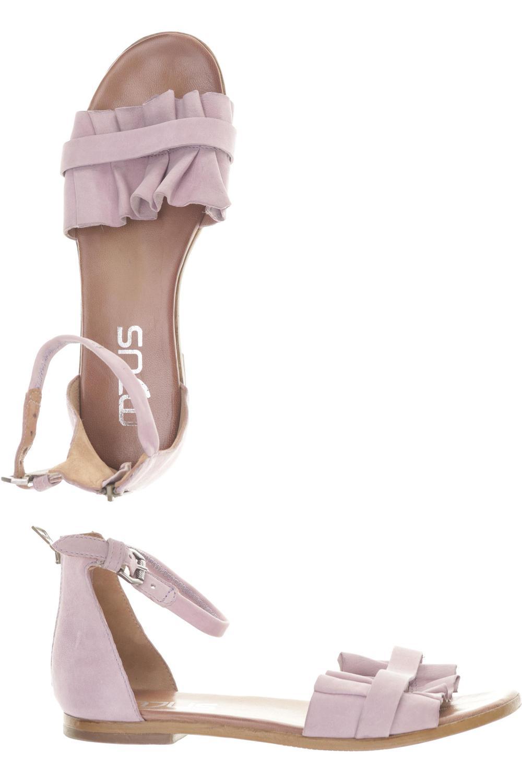 Details zu Mjus Sandale Damen Sommerschuhe Sandalette Gr. DE 39 kein Etikett pink #45ef73a