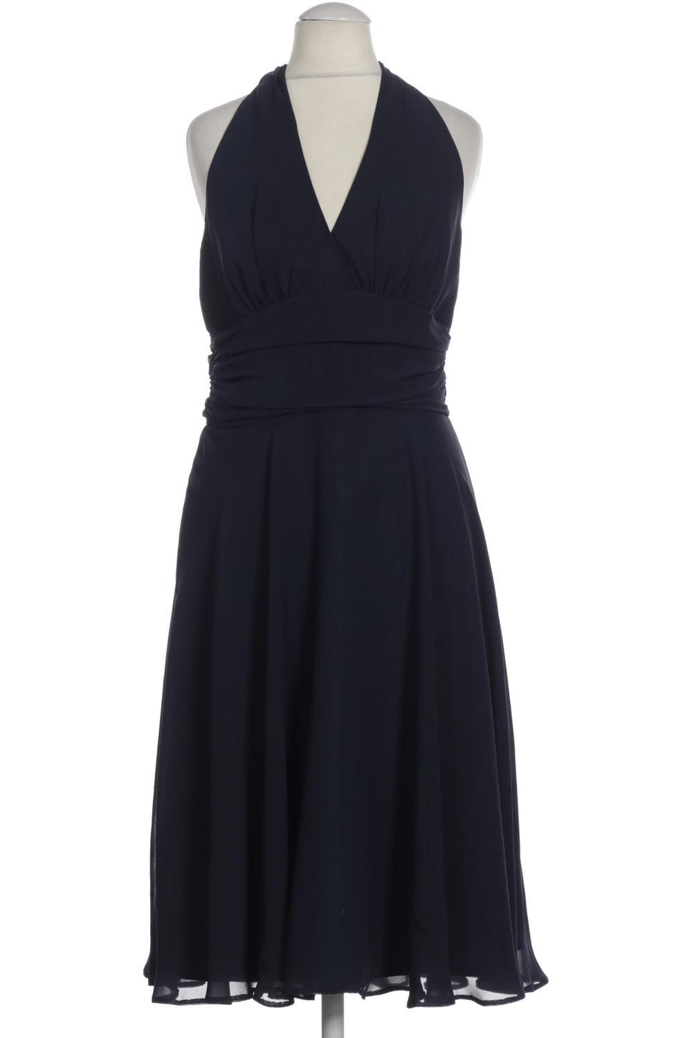 Details zu Montego Kleid Damen Dress Damenkleid Gr. DE 36 blau #78d4830