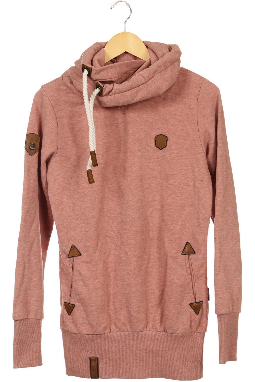 Naketano Sweatshirt Damen Hoodie Sweater Pullover Gr. S