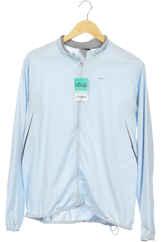 brand new 4d04a 91bfe Details zu Nike Sweatshirt Damen Hoodie Sweater Pullover Gr. DE 44 blau  #7d05065