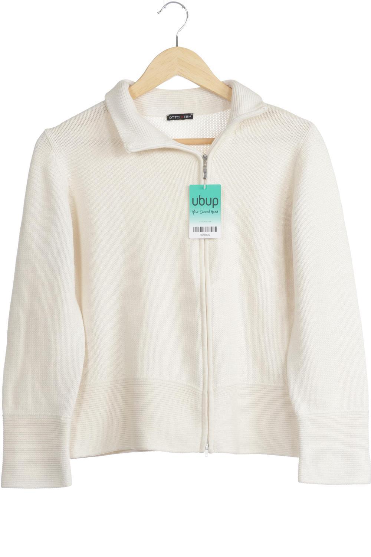 cheap for discount 33231 44972 Details zu OTTO KERN Strickjacke Damen Cardigan Jacke Gr. DE 38 Merino  beige #4050dc2