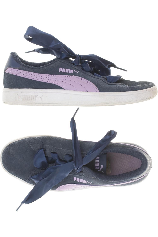 Details zu PUMA Sneakers Damen Freizeitschuhe Turnschuhe Gr. DE 37 kein Etikett #f100cea