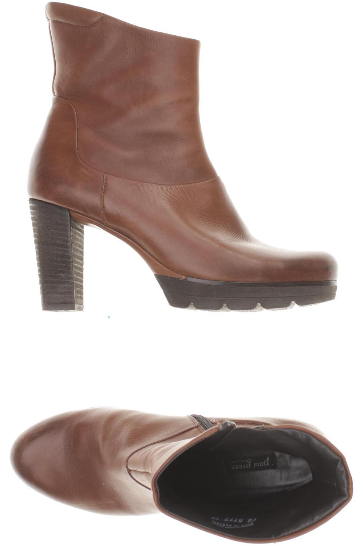 paul green stiefelette damen ankle boots booties gr uk 6. Black Bedroom Furniture Sets. Home Design Ideas