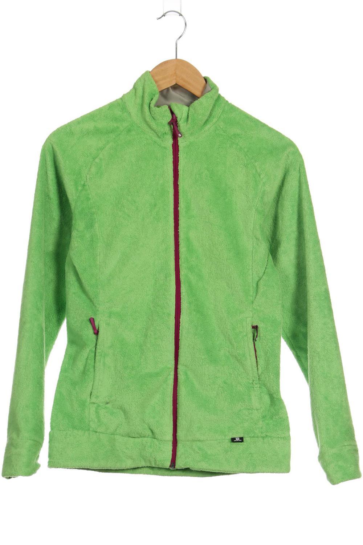 SALOMON Jacke Damen Mantel Gr. S grün #02b566f   eBay