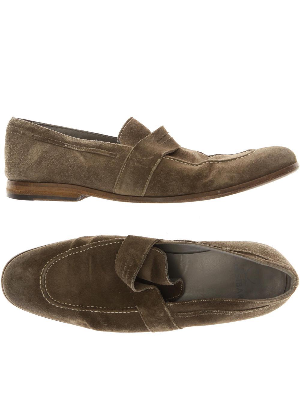 Details zu SANSIBAR Halbschuh Herren Slipper feste Schuhe Gr. DE 45 kein Etiket #947c70a