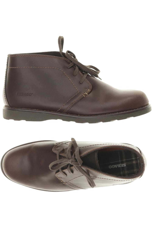 am besten bewerteten neuesten neues Konzept billig für Rabatt SEBAGO Stiefel Herren Boots Gr. DE 46 Leder braun #3812c10 ...