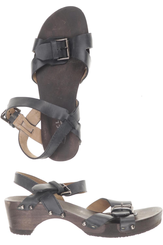 SCHICKE TAMARIS DAMEN Sommer Schuhe Sandalen Clogs Gr.38