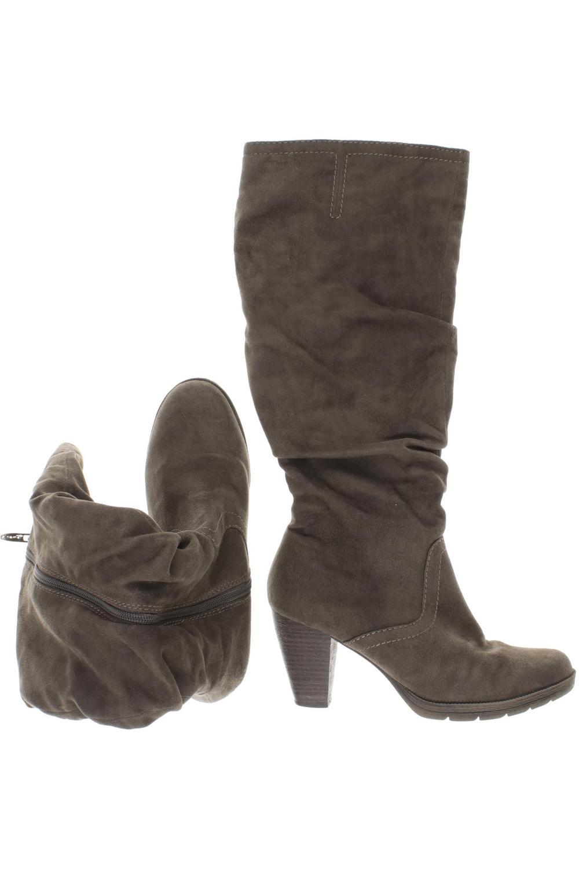 Details zu Tamaris Stiefel Damen Boots Gr. DE 39 Baumwolle braun #4f719a1