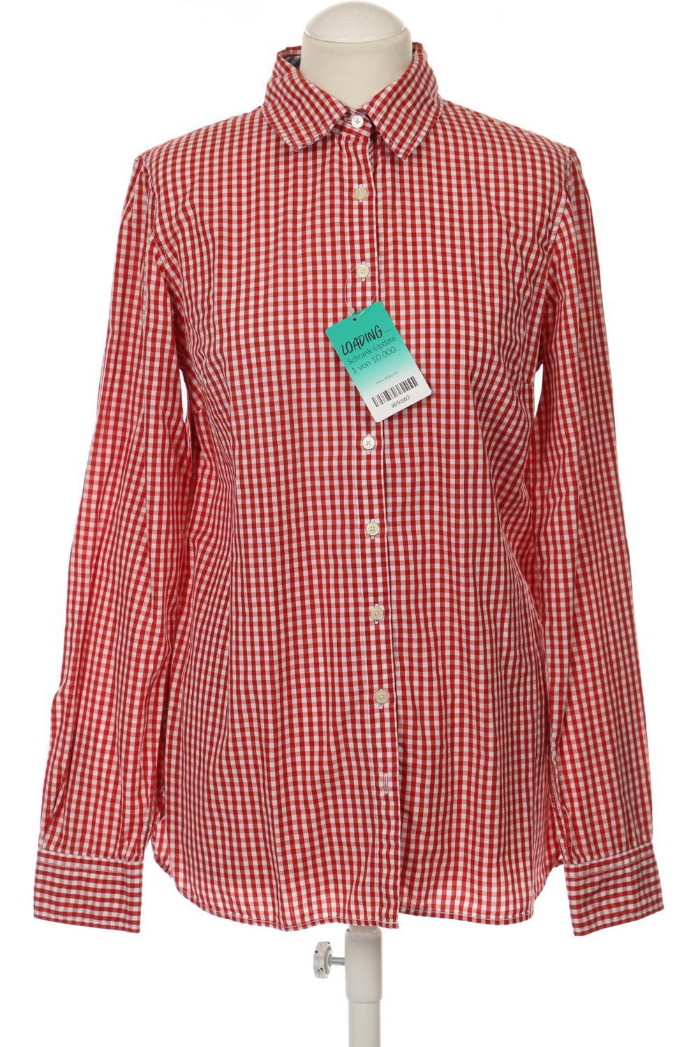 Tommy Hilfiger Damen Bluse Hemd rot Größe XXL