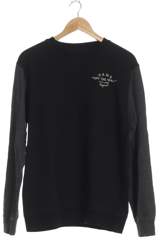 Details zu VANS Sweatshirt Herren Hoodie Sweater Pullover Gr. M Baumwolle grau #1d709b2
