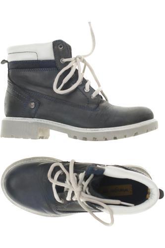 Damen Outdoor Stiefeletten Glitzer Worker Boots Profilsohle 816010 Trendy Neu