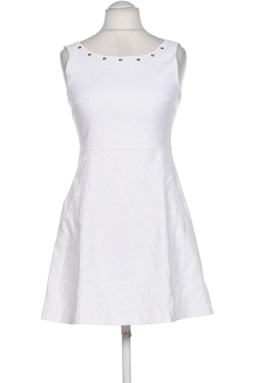 details zu zara kleid damen dress damenkleid gr. m kein etikett weiß  #a783773