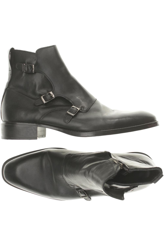 Stiefel Etikett Boots GrDe Herren 42 Kein Zara Schwarz 6g7ybf