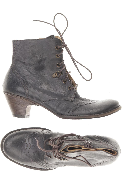 Damen Booties Boots Ankle Gidigio 36 Stiefelette GrDe 5 8nm0vwON
