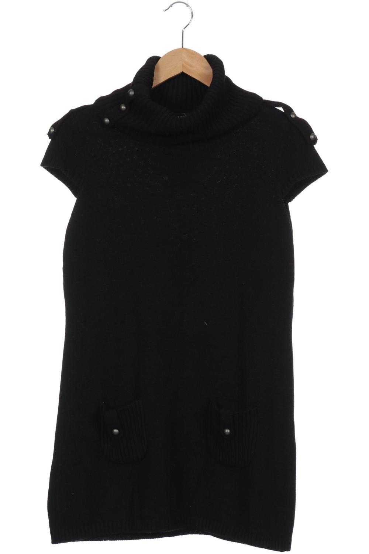 Monari Damen Kleid schwarz