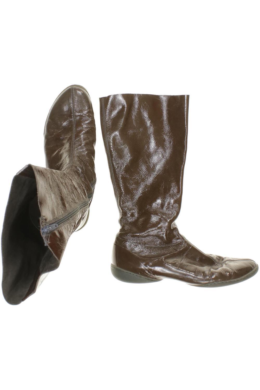TRIPPEN STIEFEL DAMEN Boots Gr. DE 38 kein Etikett braun