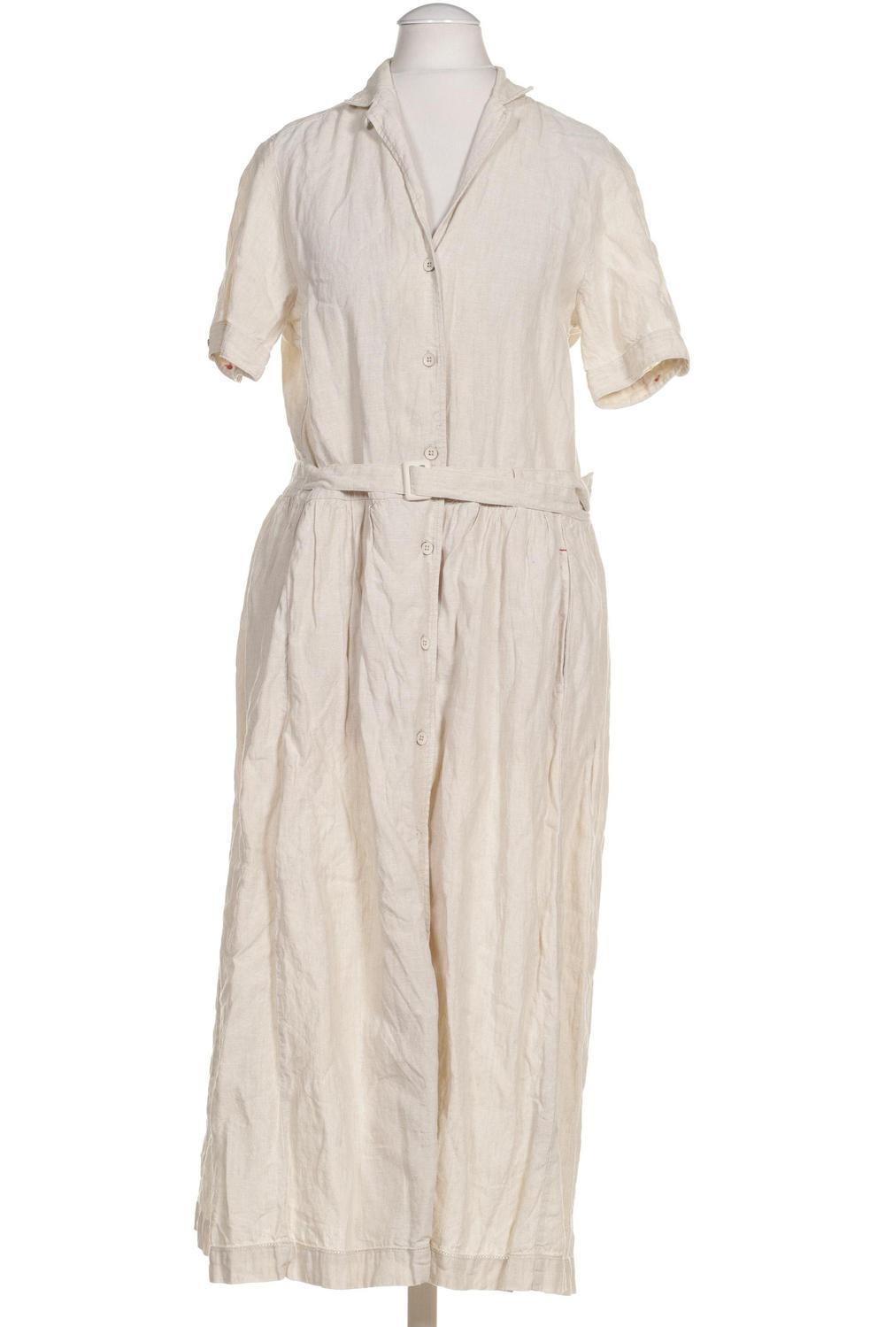 uniqlo kleid damen dress damenkleid gr. s leinen beige