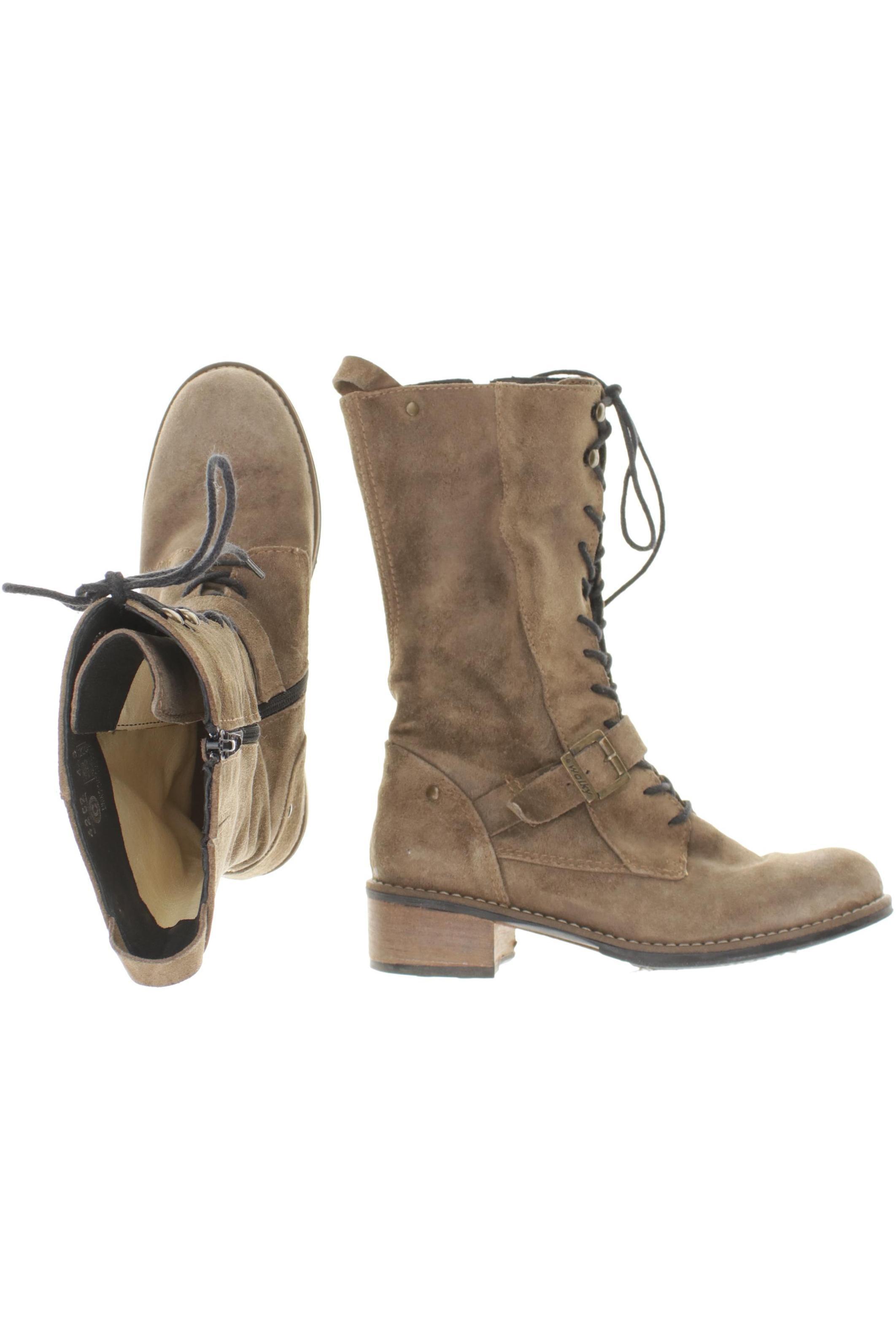 36 DE Stiefel Damen Second Wolky kaufen Hand 97282nqnk1689